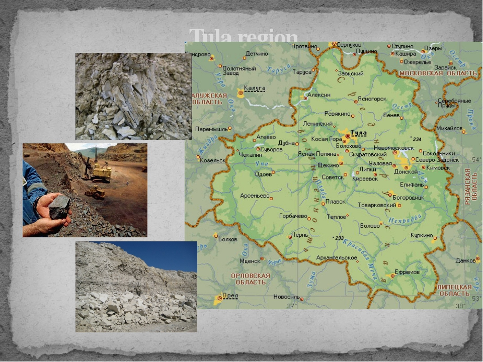 Tula region