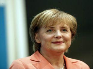 Bundeskanzler Angela Merkel
