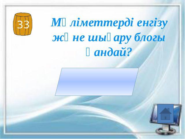 Сызықтық алгоритмдерді программалау 18.12.2014