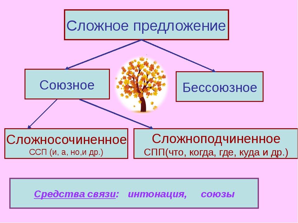 Сложное предложение Союзное Бессоюзное Сложносочиненное ССП (и, а, но,и др.)...