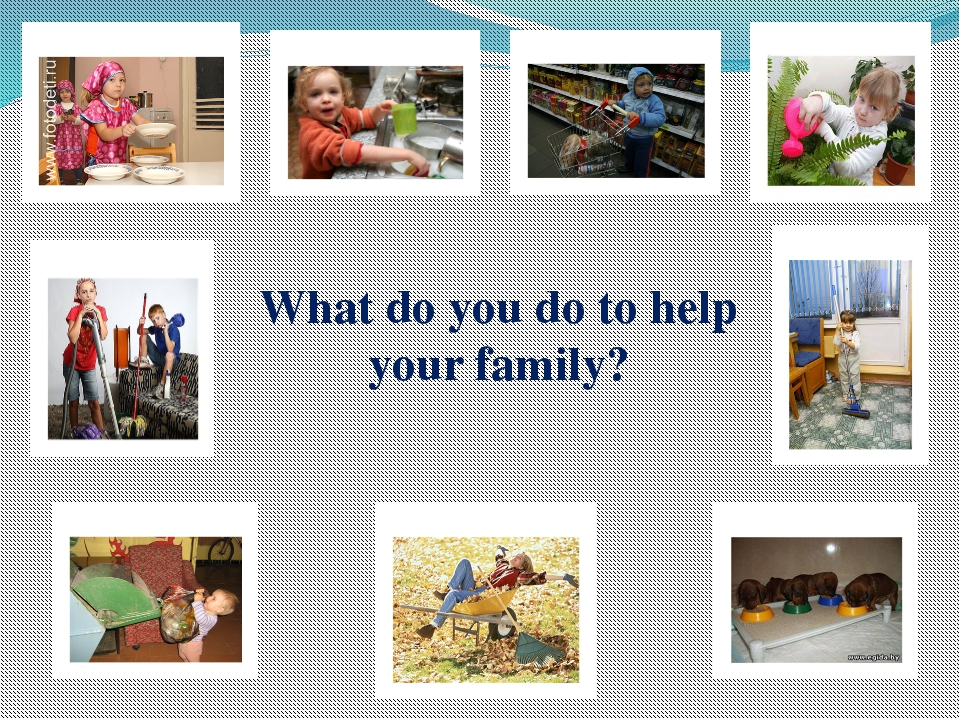 2 group: What kind of family can be? Explain what is a loving(caring, underst...