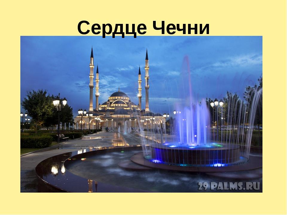Сердце Чечни
