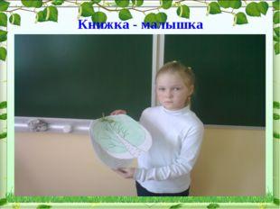 Книжка - малышка