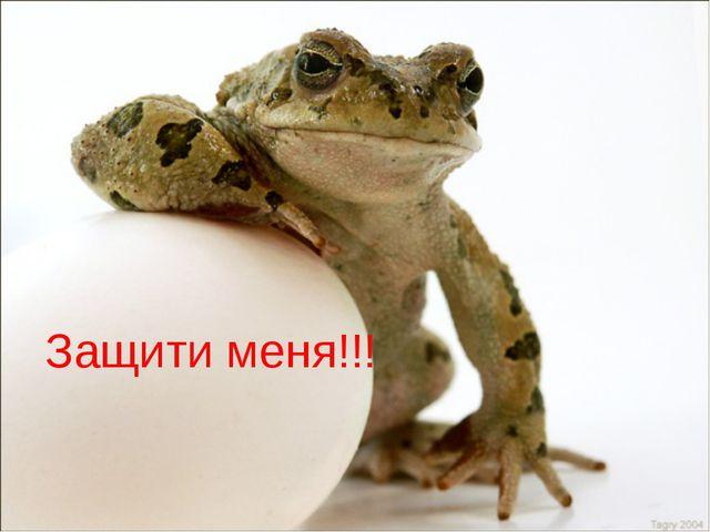 Защити меня!!!