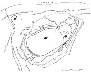 https://upload.wikimedia.org/wikipedia/commons/thumb/e/e8/A_medieval_plan_of_the_wooden_fort_of_Nizhny_Novgorod_from_XII_-_XIII_century.jpg/300px-A_medieval_plan_of_the_wooden_fort_of_Nizhny_Novgorod_from_XII_-_XIII_century.jpg