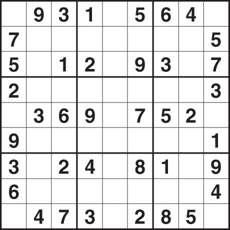 Easy Sudoku - JoBSPapa.com