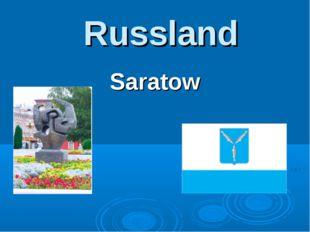 Russland Saratow