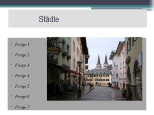 Geografie  Frage 8 An welches Land grenzt Deutschland im Osten? an Pole