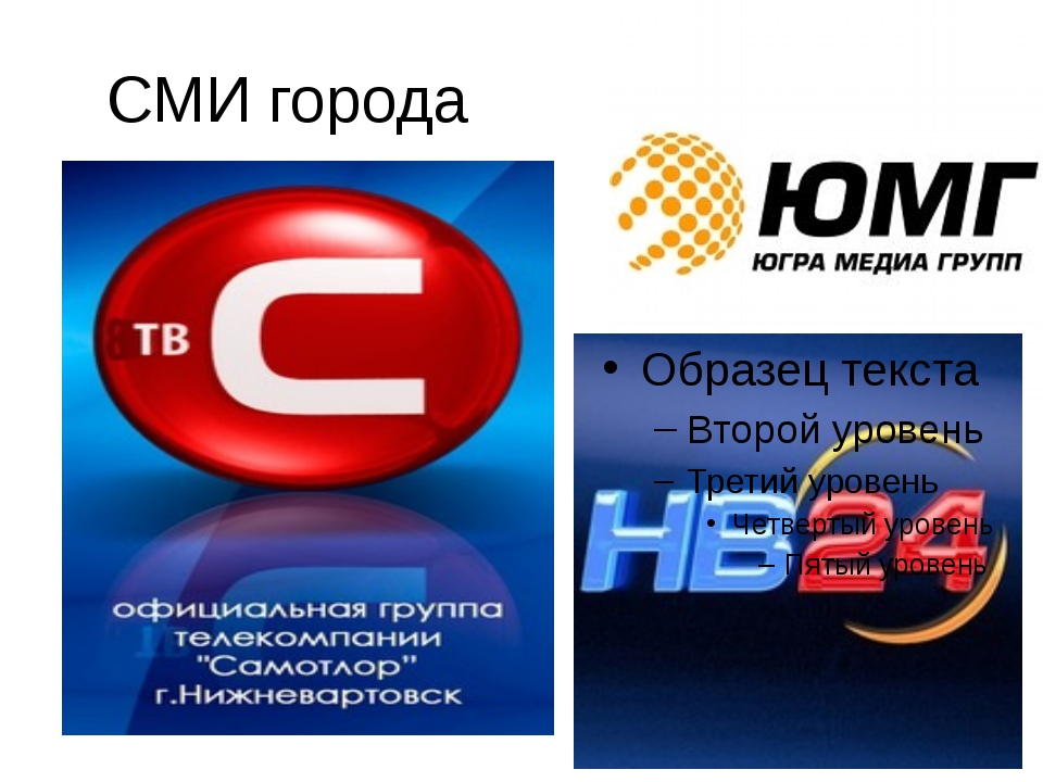 СМИ города