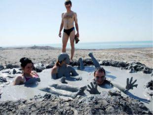 По количеству грязевых вулкановАзербайджан занимает первое место в мире. В А