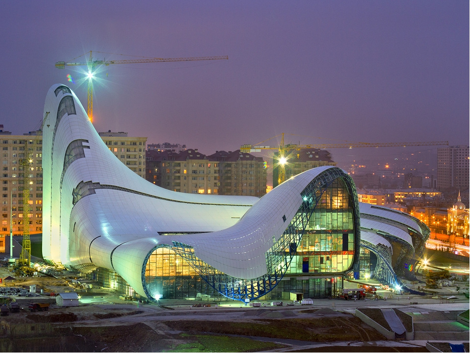 Столица Азербайджана – г.Баку