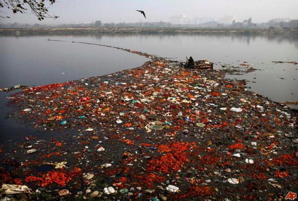 essay on pollution in rivers The main pollutant of river water is industrial waste river jamuna in delhi receives 6000 kg of dissolved solids, 3000 kg of heavy metals and 200 kg of detergent every day.