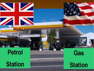 Petrol Station Gas Station