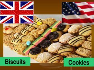 Biscuits Cookies