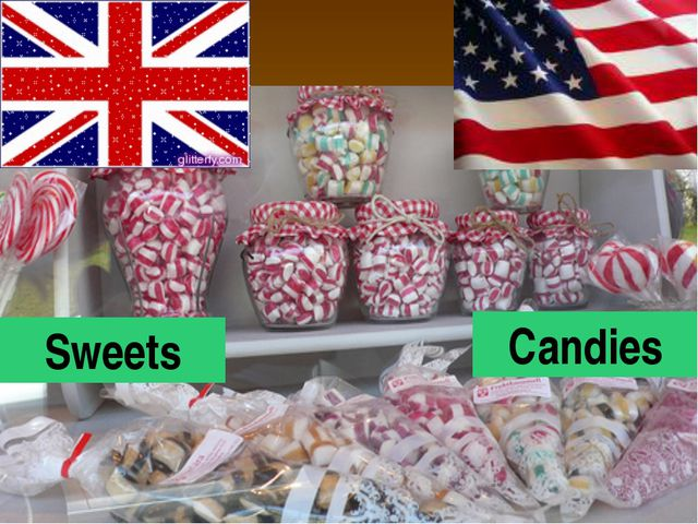 Sweets Candies