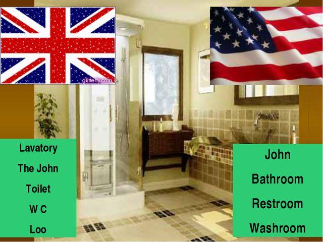 Lavatory The John Toilet W C Loo John Bathroom Restroom Washroom