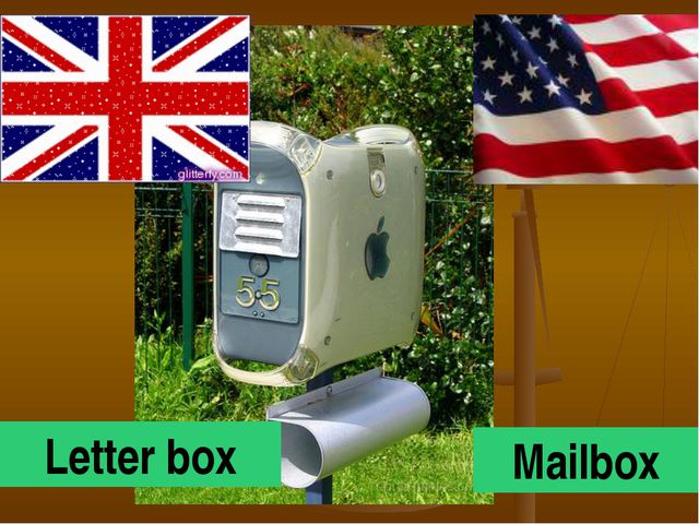 Letter box Mailbox