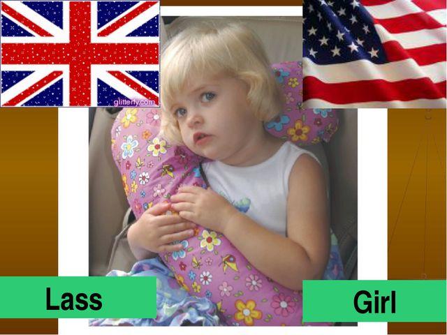 Lass Girl