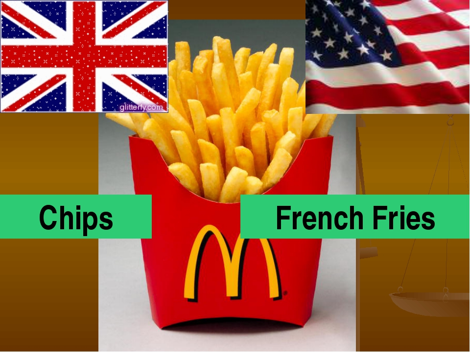 Chips French Fries