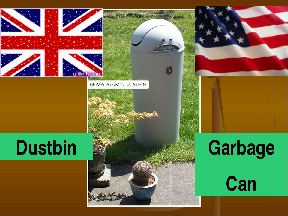 Dustbin Garbage Can