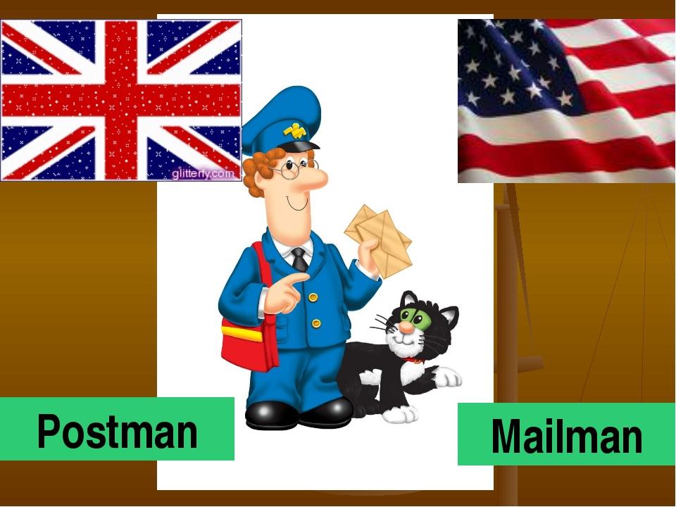 Postman Mailman