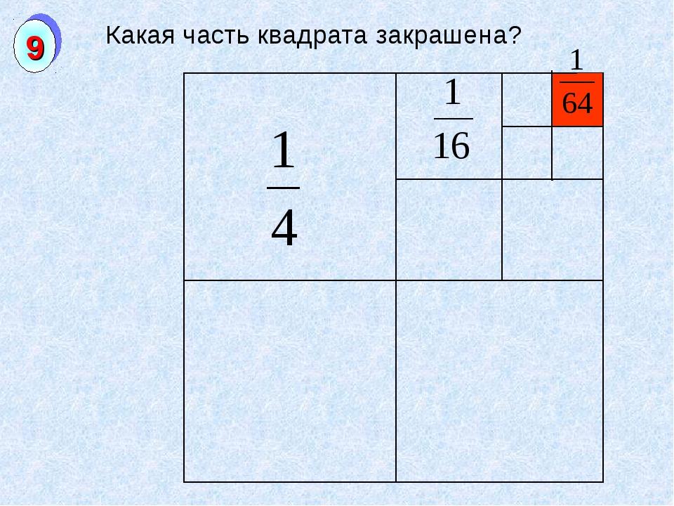 16 см2, 1 доля, 3 способа, 4 см2, прямоугольник (а), квадрат (б), треугольник (в) так нужны ли нам доли