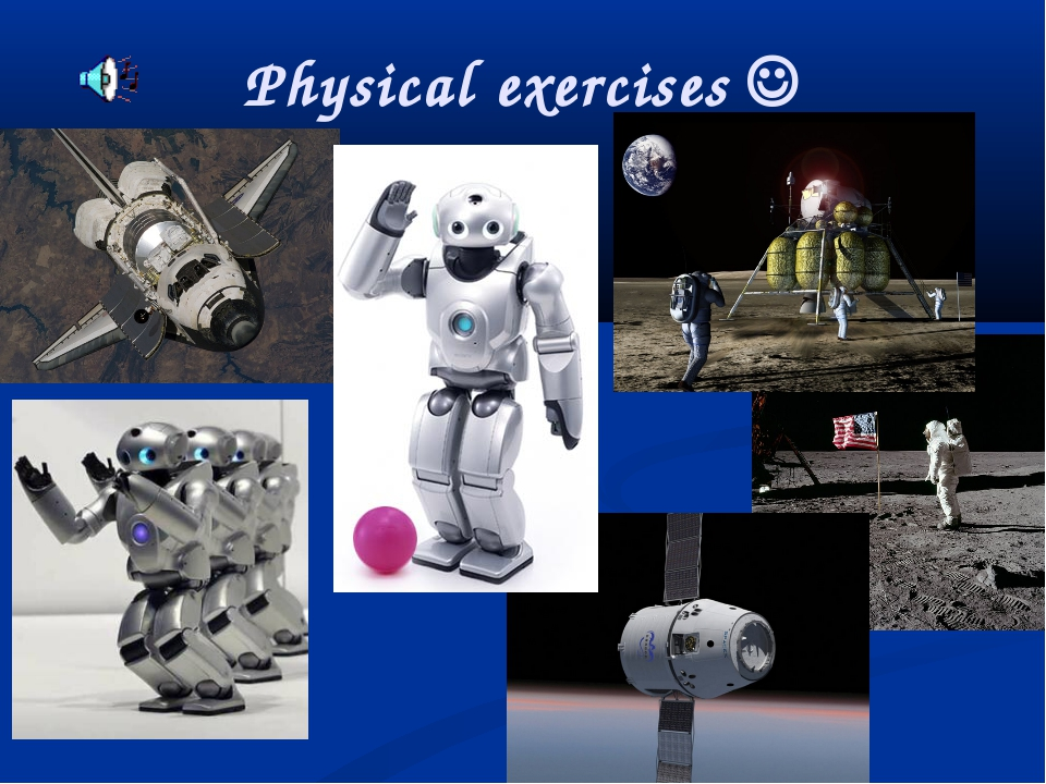 Physical exercises 