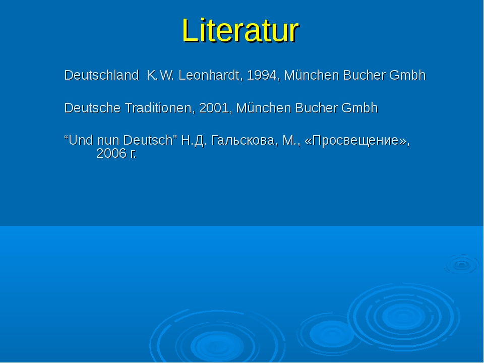 Deutschland K.W. Leonhardt, 1994, München Bucher Gmbh Deutsche Traditionen, 2...
