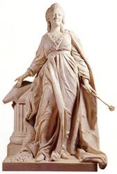 Шубин бюст Ломоносова Голицына Павла I Екатерина II законодательница работы скульптуры фото