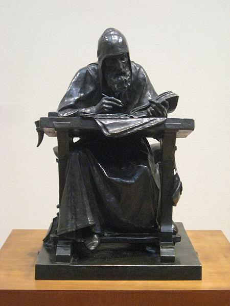 File:Nestor by M. Antokolsky (1890, GTG) 04 by shakko.jpg
