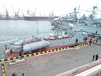 Pryluky in Odessa, 6.12.2014.jpg