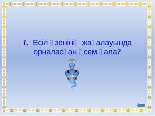 6. Астана қаласы бұрын қалай аталған?