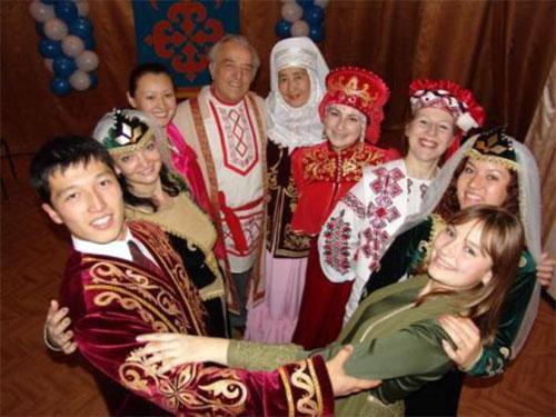 КВН «Дружба языков — единство народов» в рамках реализации Послания Президента РК