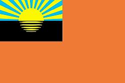 Flag of Shakhtarsk.svg