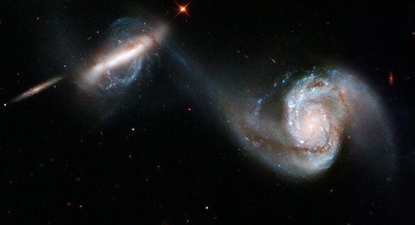 Спутники млечного пути