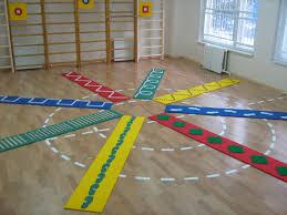 Детский спортинвентарь для детских садов своими руками 24