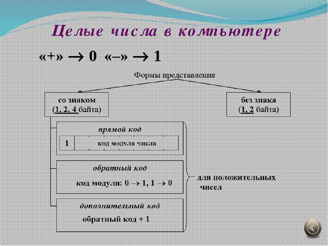 Корзина знаний информация данные виды информации модель информационная модел...
