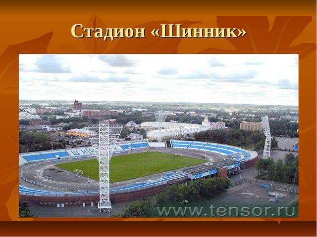 Стадион «Шинник»