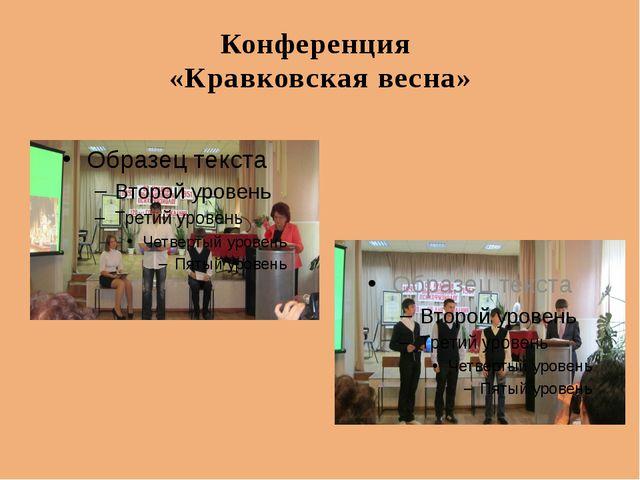 Конференция «Кравковская весна»