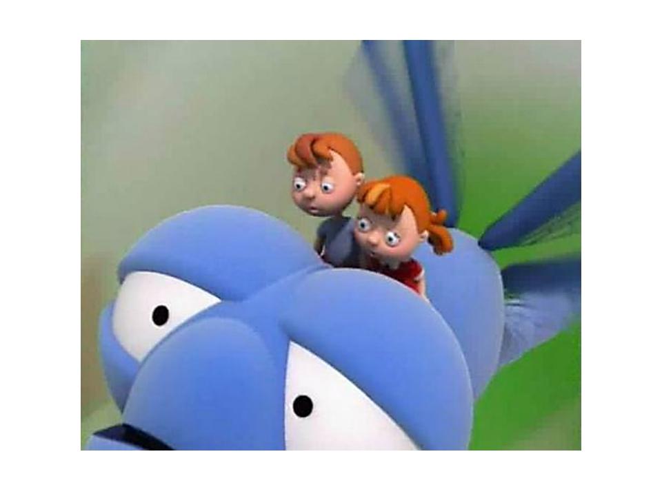 А в сказке Яна Ларри «Необыкновенные приключения Карика и Вали» дети ехали н...
