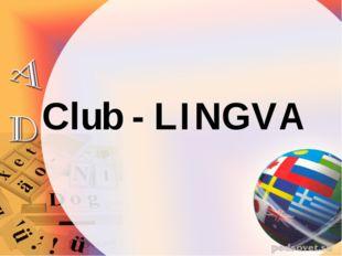 Club - LINGVA