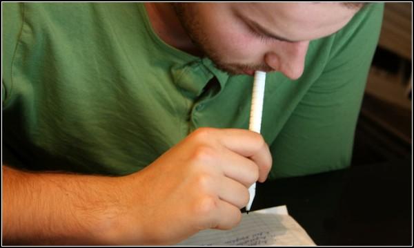 Съедобная ручка-конфета Edible Pen