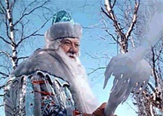 Дед Мороз: сегодня по 2 тысячи, а завтра - все 5!