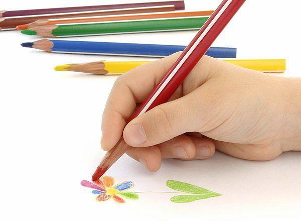 Рисование картинки для детей