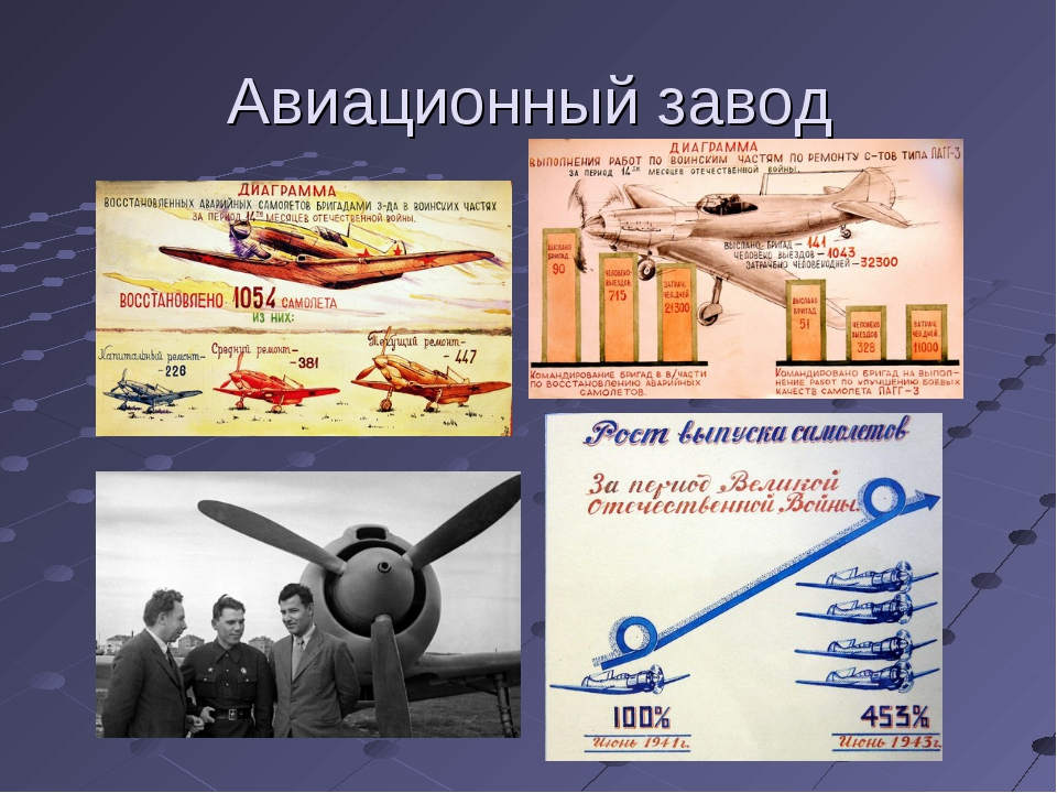 Авиационный завод