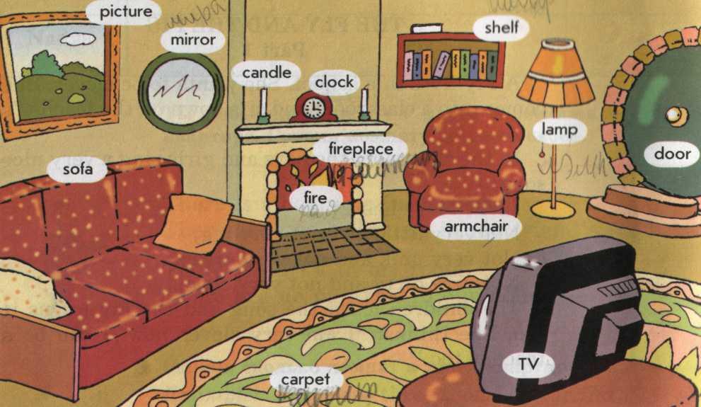 образом, сочинение моя комната на английском того, запомните