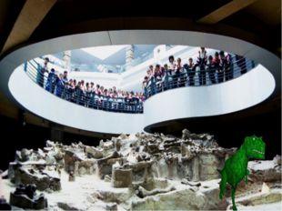 7. Музей динозавров Да Шанпу (Зигонг) в Китае Этот музей также имеет огромный