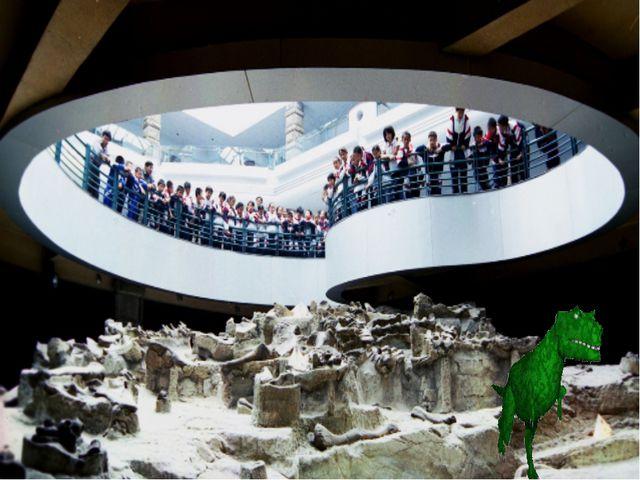 7. Музей динозавров Да Шанпу (Зигонг) в Китае Этот музей также имеет огромный...