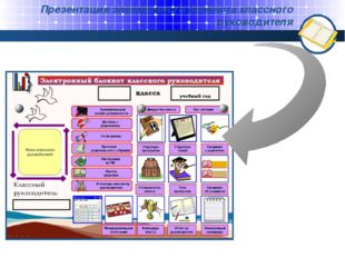 Презентация электронного блокнота классного руководителя