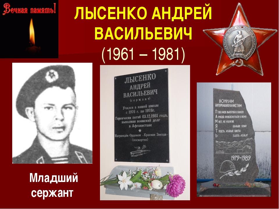 """Презентация """"""""27-ая годовщина вывода советских войск из Афганистана"""